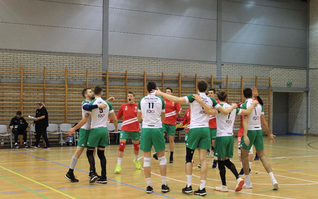 AZS AGH Kraków 3 – 0 Exact Systems Norwid Częstochowa
