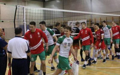 AZS AGH Kraków 3 – 2 APP Krispol Września