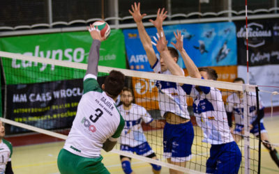 KS Gwardia Wrocław 3 – 2 AZS AGH Kraków