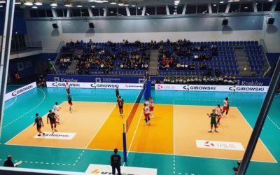 AZS AGH Kraków 2 – 3 APP Krispol Września