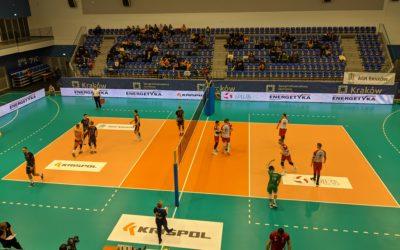 AZS AGH Kraków 3 – 0 SPS Chrobry Głogów