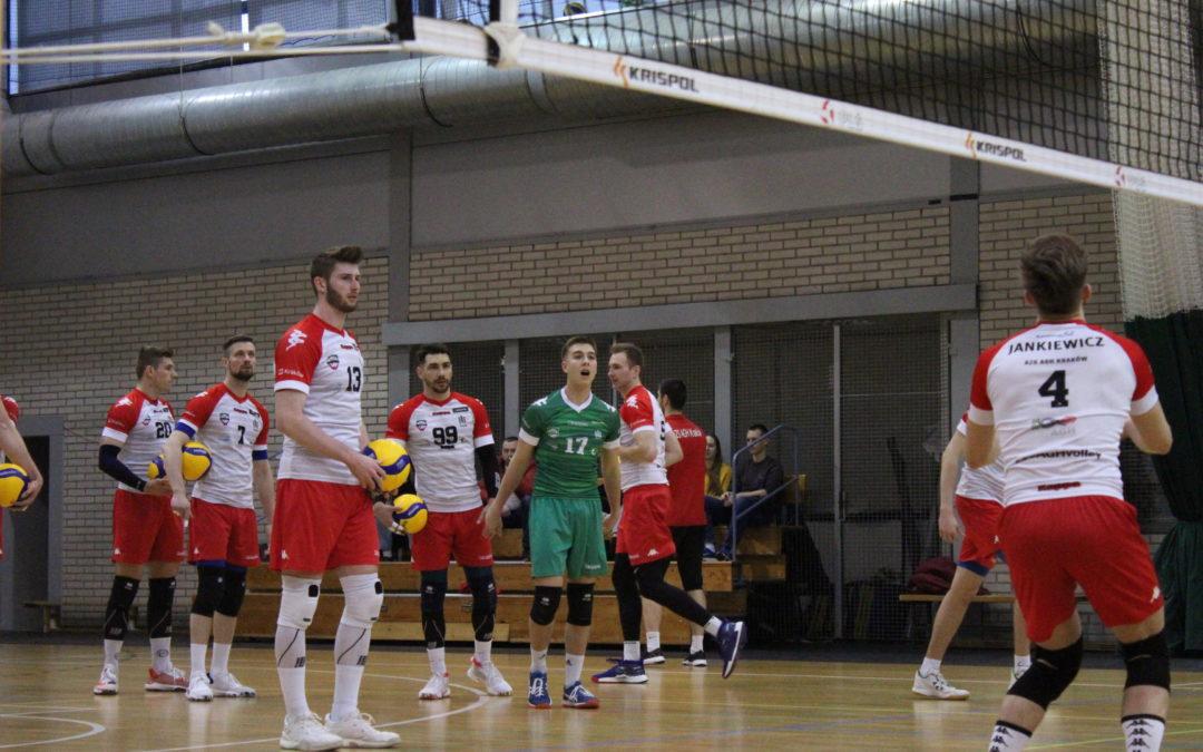 AZS AGH Kraków 3 – 0 SMS PZPS I Spała