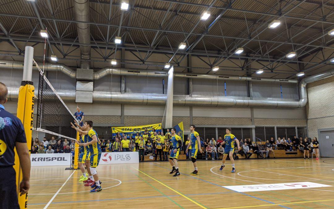 AZS AGH Kraków 0 – 3 Stal Nysa