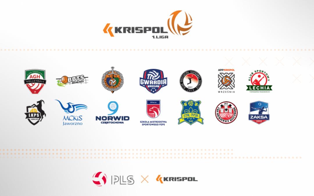 Krispol 1. Liga zawieszona
