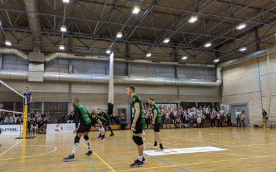 AZS AGH Kraków 1 – 3 Lechia Tomaszów Mazowiecki