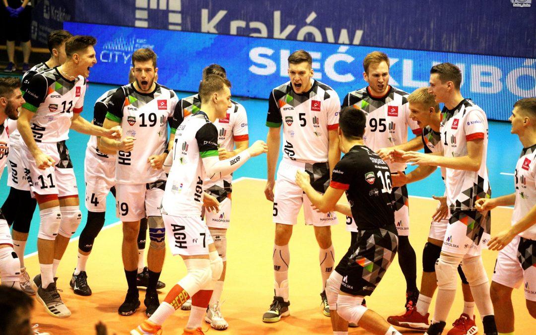 Mickiewicz Kluczbork 3 – 1 AZS AGH Kraków