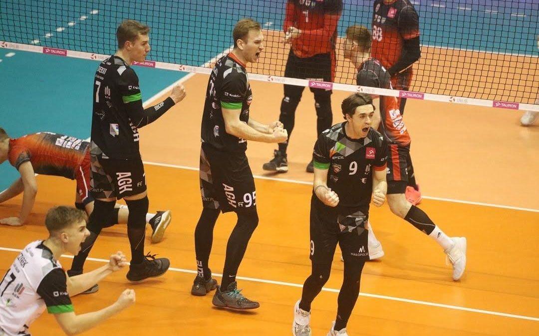 AZS AGH Kraków 3 – 1 Mickiewicz Kluczbork
