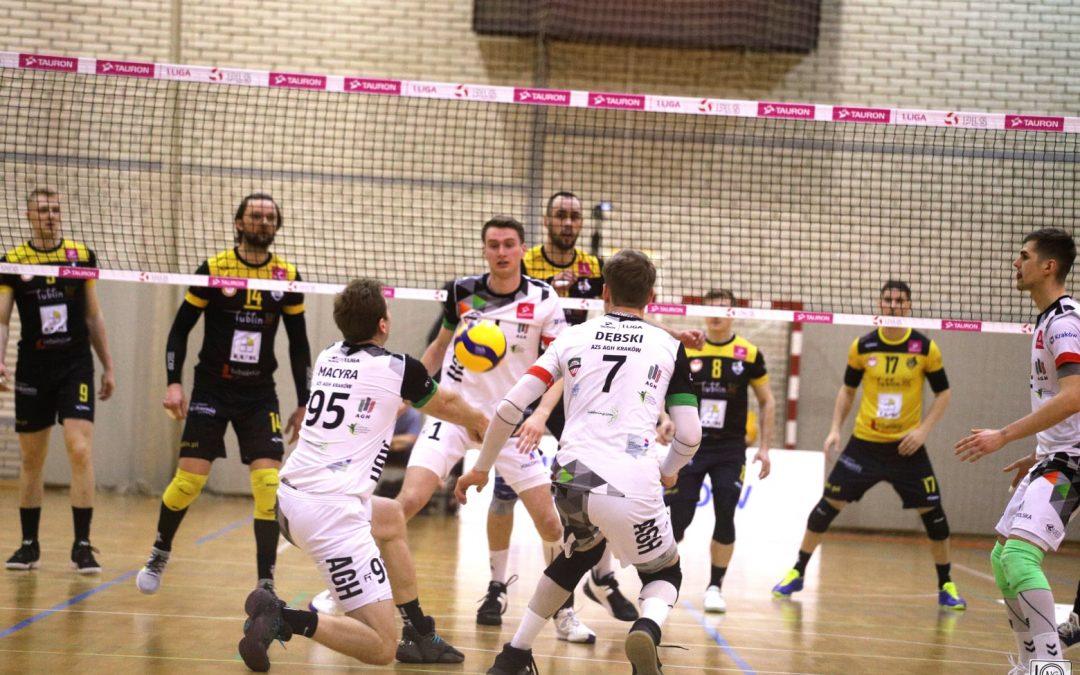 Krispol Września 3 – 1 AZS AGH Kraków