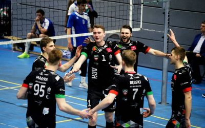 AZS AGH Kraków na drugim miejscu Akademickich Mistrzostw Polski
